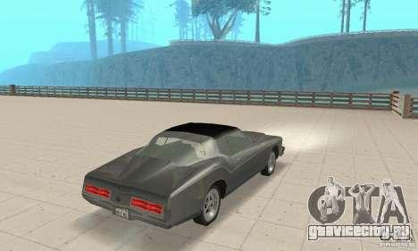 Buick Riviera 1973 для GTA San Andreas вид слева