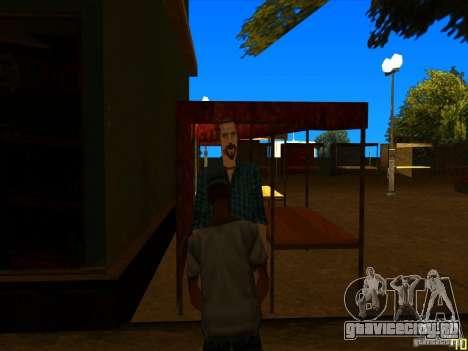 Фикс Лицевых Анимаций для GTA San Andreas четвёртый скриншот