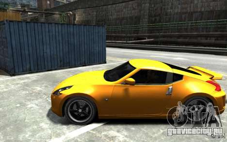 Nissan 370z Tuned Final для GTA 4