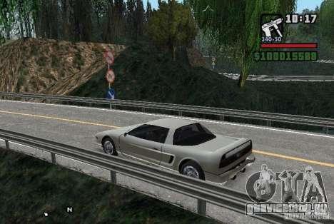 Hjphill V2_0_1 для GTA San Andreas третий скриншот