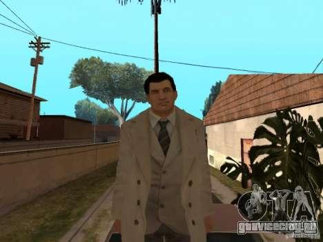 Joe Barbaro из Mafia 2 для GTA San Andreas пятый скриншот