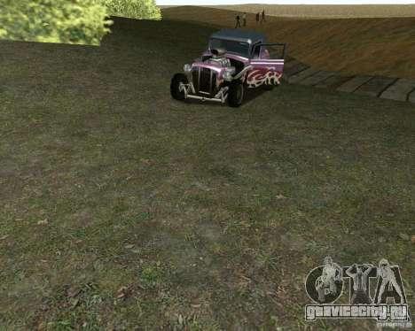 Новые текстуры VC для GTA UNITED для GTA San Andreas восьмой скриншот
