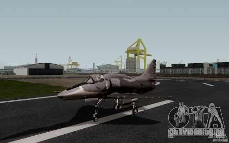 McDonnell Douglas A-4AR Fightinghawk для GTA San Andreas