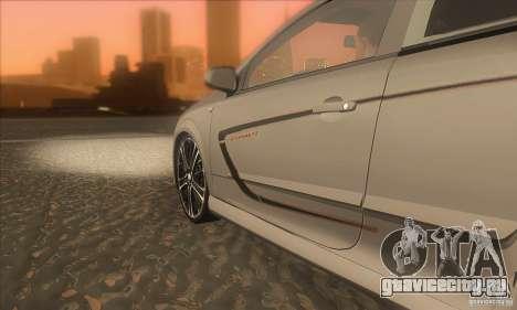 Opel Astra GTC DIM v1.0 для GTA San Andreas вид сбоку