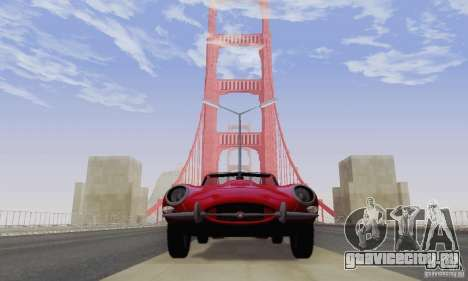 ENBSeries by dyu6 v6.5 Final для GTA San Andreas восьмой скриншот