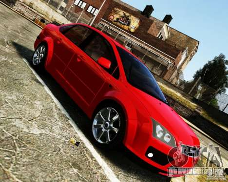 Ford Focus 2008 для GTA 4
