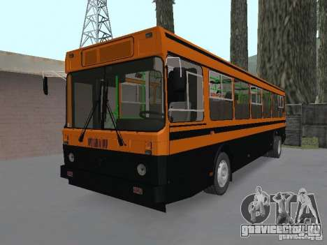 ЛиАЗ 5256.25 для GTA San Andreas