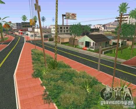 Новые Текстуры Лос-Сантоса для GTA San Andreas седьмой скриншот