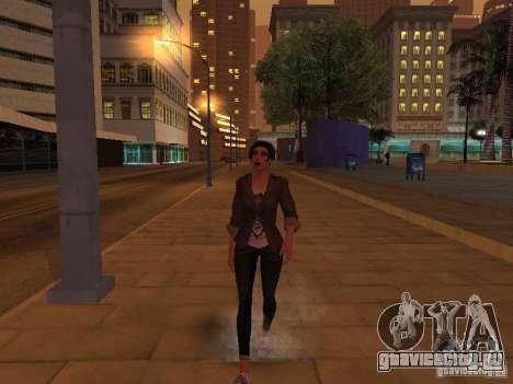 Black Stallion Peds для GTA San Andreas пятый скриншот
