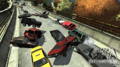 Heavy Car для GTA 4 пятый скриншот