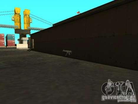 Оживление военной базы в доках для GTA San Andreas седьмой скриншот
