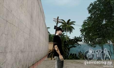 Скин на замену Bmydrug для GTA San Andreas третий скриншот