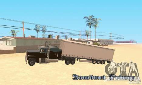 Krone Trailer для GTA San Andreas