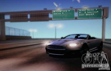 CreatorCreatureSpores Graphics Enhancement для GTA San Andreas четвёртый скриншот