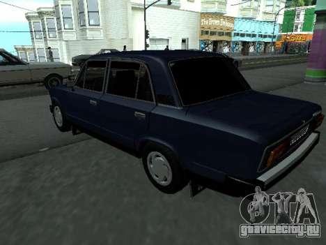 ВАЗ 21065 для GTA San Andreas вид слева
