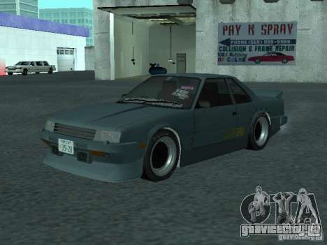 Nissan Skyline RS R30 для GTA San Andreas