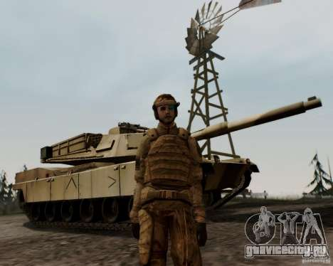 Tom Clancys Ghost Recon для GTA San Andreas