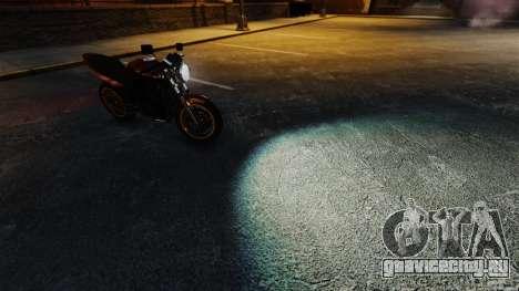 Ксеноновые фары для GTA 4 второй скриншот