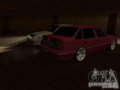 Daewoo Nexia для GTA San Andreas двигатель