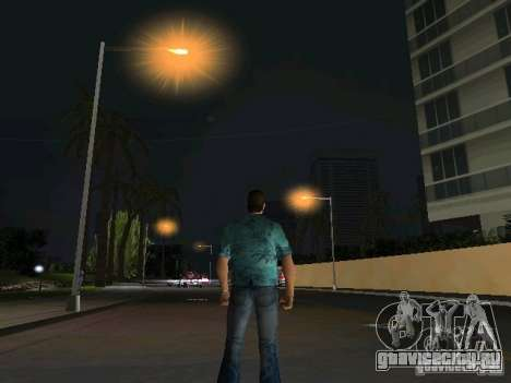 Новые эффекты для GTA Vice City второй скриншот