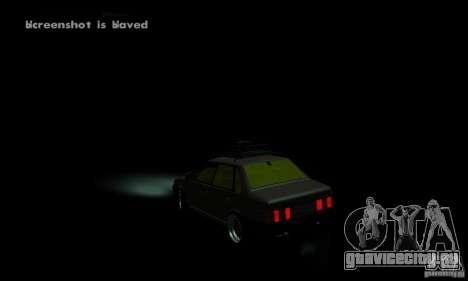 ВАЗ 21099 Rat Look для GTA San Andreas вид справа