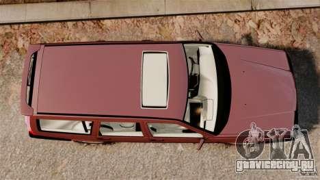 Volvo 850 Wagon 1997 для GTA 4 вид справа