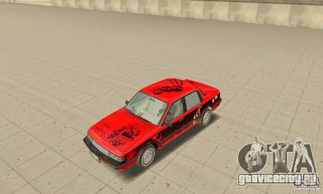 Oldsmobile Cutlass Ciera 1993 для GTA San Andreas колёса