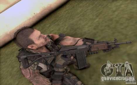 IMI GALIL AR для GTA San Andreas третий скриншот