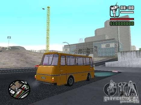 TV 7 для GTA San Andreas вид справа