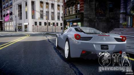 ENB Series Realistic V0.82 Modified для GTA 4 девятый скриншот