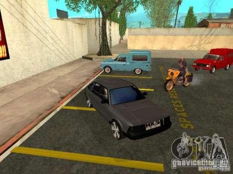 АЗЛК 2141 Супер-Тюнинг для GTA San Andreas вид справа