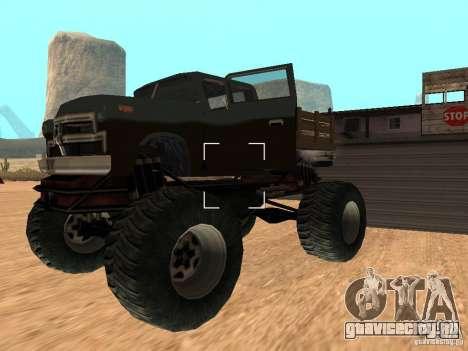 Walton Monster для GTA San Andreas