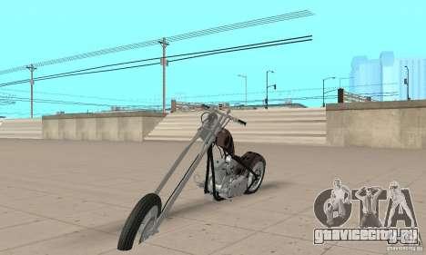 Desperado Chopper для GTA San Andreas