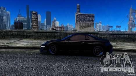 Mitsubishi FTO для GTA 4 вид слева