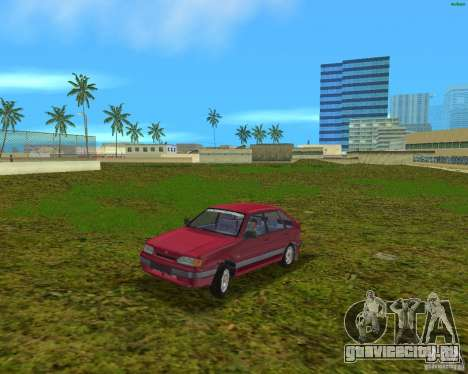 Lada Samara для GTA Vice City
