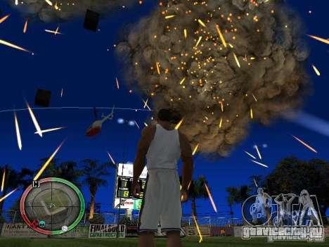 RAIN OF BOXES для GTA San Andreas третий скриншот