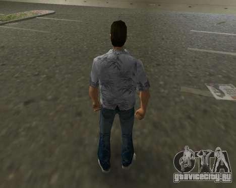 Серая рубашка для GTA Vice City третий скриншот