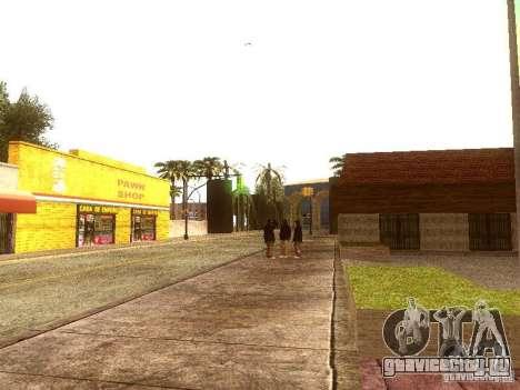 Новый Enb series 2011 для GTA San Andreas четвёртый скриншот