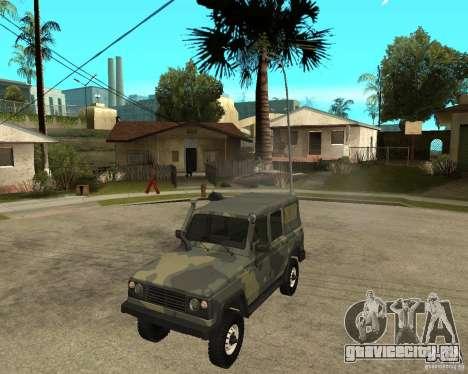 УАЗ 3172 для GTA San Andreas