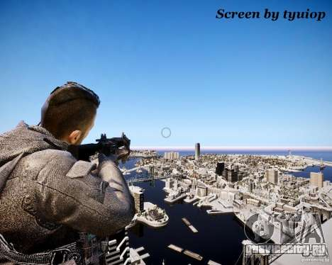 Modern Warfare 3 Soap Europe для GTA 4 второй скриншот