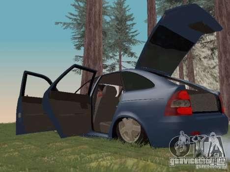 ВАЗ 2170 Хетчбэк для GTA San Andreas