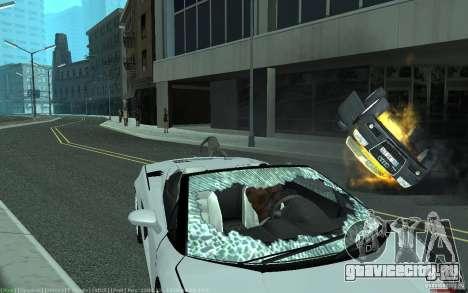 Реалистичные аварии для GTA San Andreas