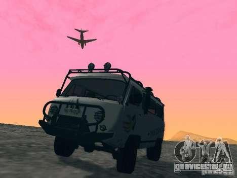 УАЗ 2206 для GTA San Andreas колёса