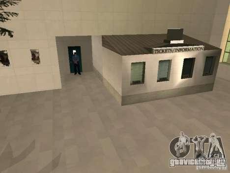 Оживленные места v1.0 для GTA San Andreas девятый скриншот