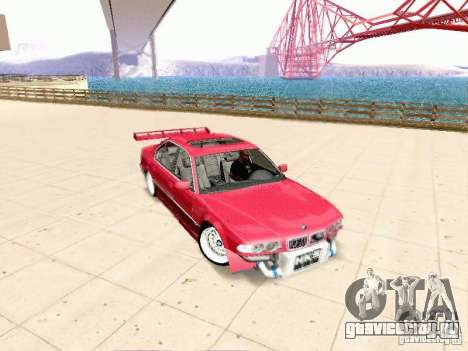BMW 740i Tuned For Drift для GTA San Andreas