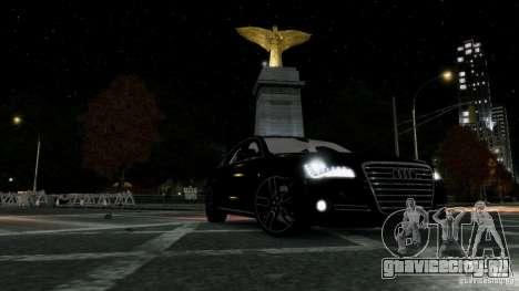 Audi A8 LED 2012 для GTA 4