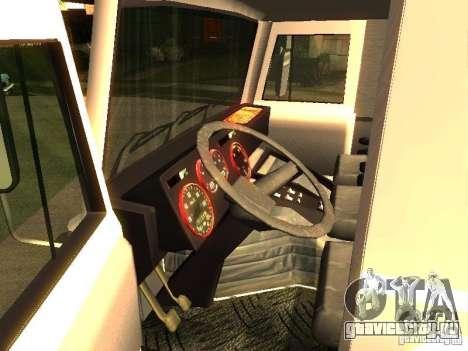 МАЗ 642205 v1.0 для GTA San Andreas вид сбоку