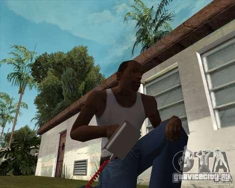 Дефибриллятор для GTA San Andreas