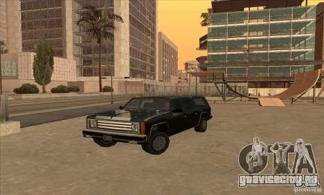 Enb Series HD v2 для GTA San Andreas