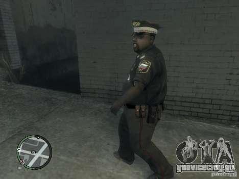 Russian Cops для GTA 4 третий скриншот